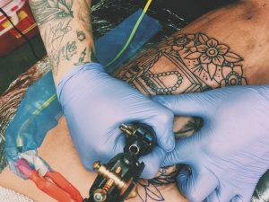Tattoos: Kunst am Körper